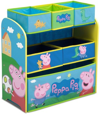 Peppa Pig Delta Children Multi-Bin Toy Organizer