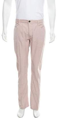 Burberry Five Pocket Corduroy Pants