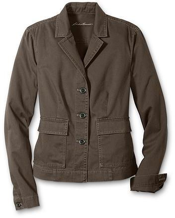 Eddie Bauer Legend Wash Jacket