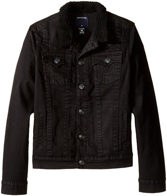True Religion Kids Jimmy Single End Jacket (Big Kids) $99 thestylecure.com