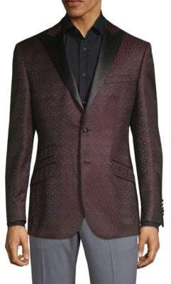 English Laundry Printed Peak Sportcoat