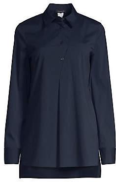 Lafayette 148 New York Women's Casper Long-Sleeve Blouse