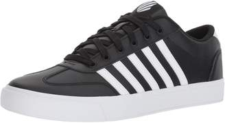 K-Swiss Men's Addison Vulc Leather Sneaker