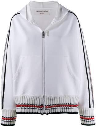Ermanno Scervino zip up jacket