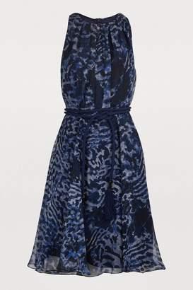 Max Mara Vadare silk dress