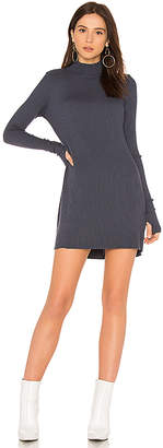 Michael Lauren Muse Long Sleeve Dress