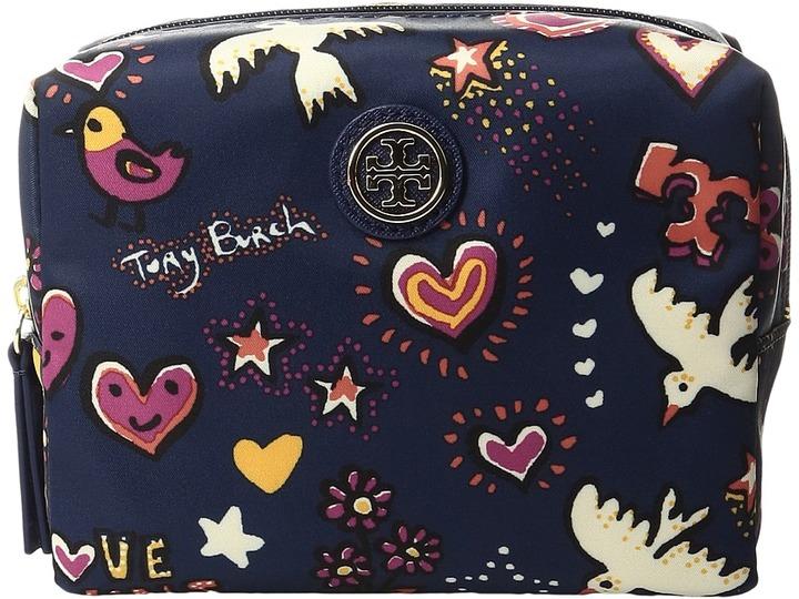 Tory Burch Tory Burch Brigitte Cosmetic Case