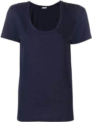 Moncler v-neck T-shirt