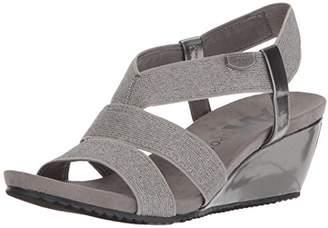 Anne Klein AK Sport Women's Cabrini Wedge Sandal