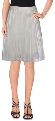 Clu Knee length skirt