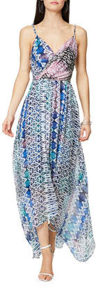 Ramy Brook Fatima Printed Sleeveless Maxi Dress