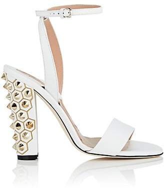 b7b59a7c0ea Brian Atwood WOMEN S CRAWFORD LEATHER SANDALS