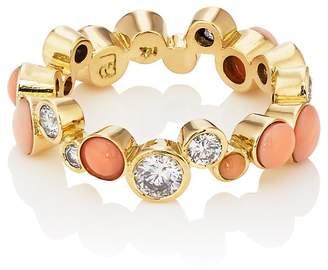 Pamela Love Fine Jewelry Women's Large Paillette Band