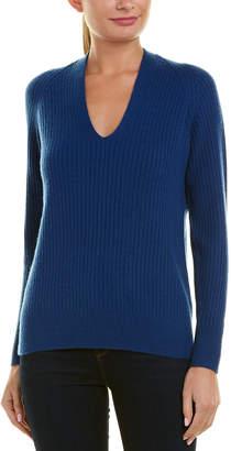 Vince V-Neck Wool & Cashmere-Blend Sweater