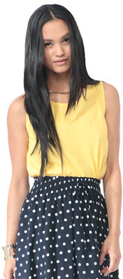 Forever 21 Sleeveless A-Line Top