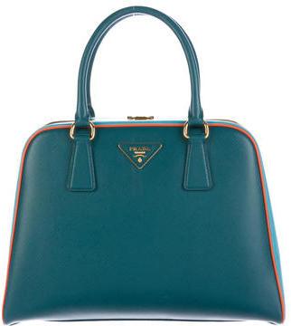 pradaPrada Saffiano Lux Pyramid Bag