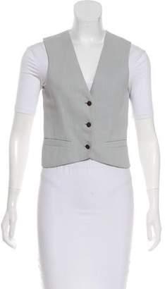 Stella McCartney Button-Up V-Neck Vest