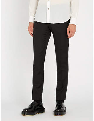 Tiger of Sweden Thulin slim-fit wool tapered tux trousers