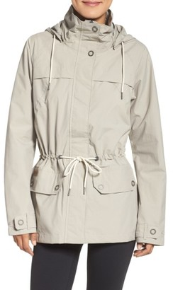 Women's Columbia Remoteness Water Resistant Jacket $120 thestylecure.com