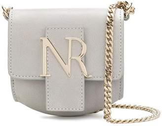 Nina Ricci logo plaque mini shoulder bag