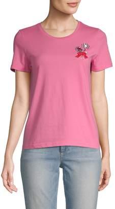 Manoush Women's Embellished T-Shirt