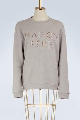 R & E Maison PÃ ̈re sweatshirt