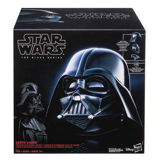 Star Wars Hasbro Black Series Darth Vader The Black Series Electronic Helmet
