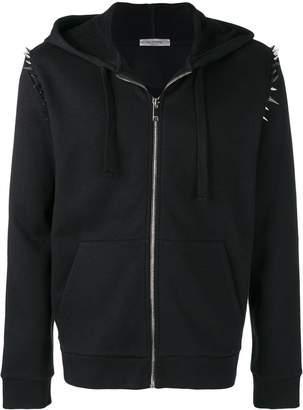 Valentino Spike hoodie