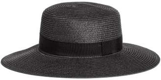 H&M Straw Hat - Black