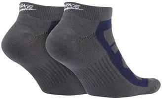 Nike 2-pk. Mens No Show Socks - Extended Size