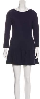 Chinti and Parker Long Sleeve Mini Dress