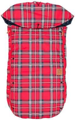 Mini Rodini check sleeping bag