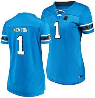 Majestic Women Cam Newton Carolina Panthers Draft Him Shirt 2018