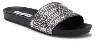 Steve Madden Dazzle Embellished Slide Sandal