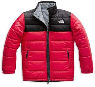 The North Face Boys' Reversible Mount Chimborazo Quilted & Fleece Jacket - Little Kid, Big Kid