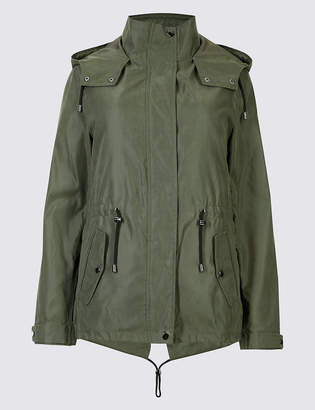 Marks and Spencer Drawstring Waist 2 in 1 Parka