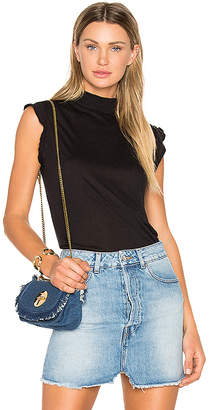 IRO Flavia Top in Black $121 thestylecure.com