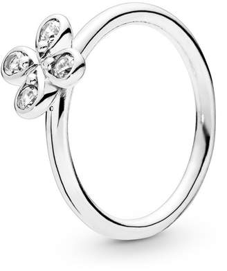 e1c7d518a Pandora Flower Ring - ShopStyle UK
