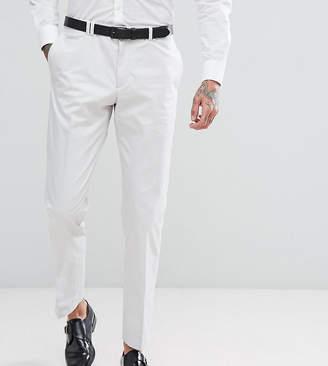 Noak Slim Wedding Suit PANTS in Gray