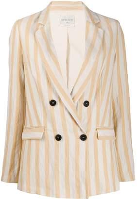 Forte Forte boxy striped blazer