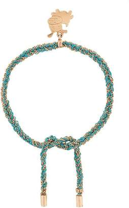 Carolina Bucci Bambini dog tie lucky bracelet