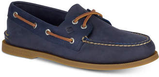 Sperry Men A/O 2-Eye Leather Boat Shoes Men Shoes