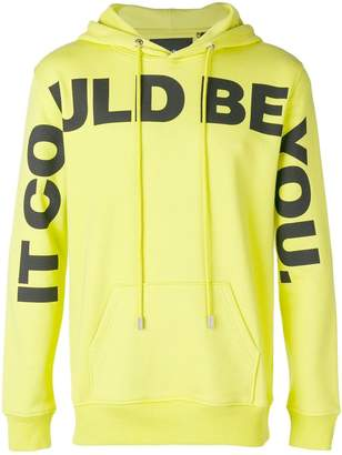 Blood Brother Outcome hoodie