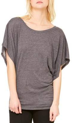 Bella+canvas Bella+Canvas Women's Flowy Sideseamed Dolman T-Shirt