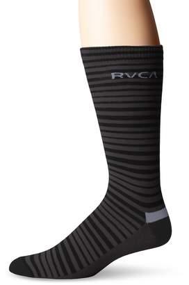 RVCA Men's Line O Sight Sock