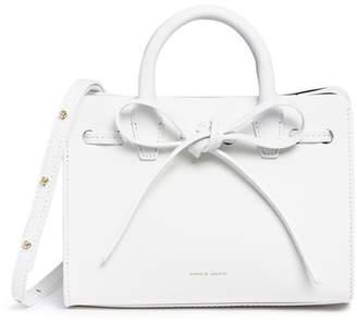 Mansur Gavriel 'Mini Mini Sun' calfskin leather bag