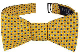 Ted Baker Alternating Dot Silk Bow Tie