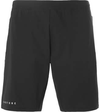Castore CASTORE - Reuben Stretch-Shell Shorts - Men - Black