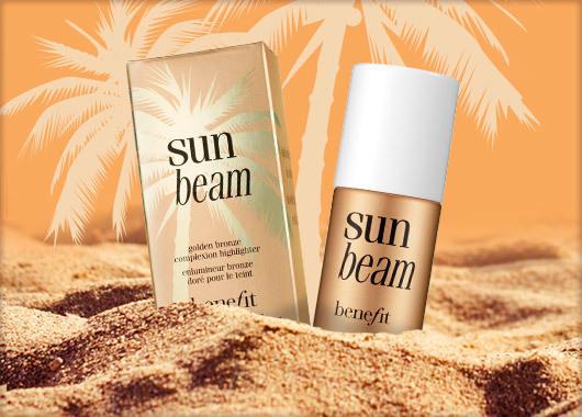 Benefit Sun Beam Golden Bronze Complexion Highlighter