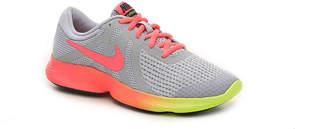 1d5efc8f2ba Nike Revolution 4 Fade Youth Sneaker - Girl s